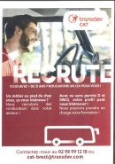 Transdev CAT recrute